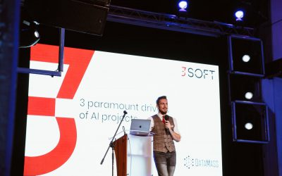 3Soft is a partner of DataMass Gdańsk Summit