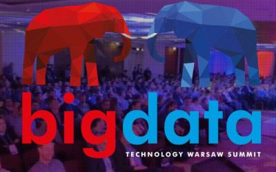 3Soft together with Cloudera are the General Partners of Big Data Technology Warsaw Summit