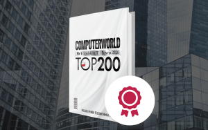 Photo: Computerworld TOP 200 report, 2020 edition