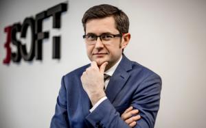 Photo: Michał Krzesiak, COO, 3Soft