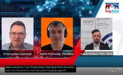 VIDEO: Big Data Technology Warsaw Summit interview
