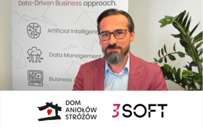 VIDEO: 3Soft's interview for Dom Aniołów Stróżów