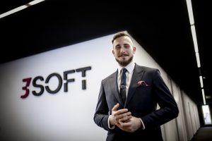 Kamil Folkert, CSO 3Soft