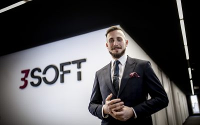 Chief Strategy Officer – Kamil Folkert's new role at 3Soft